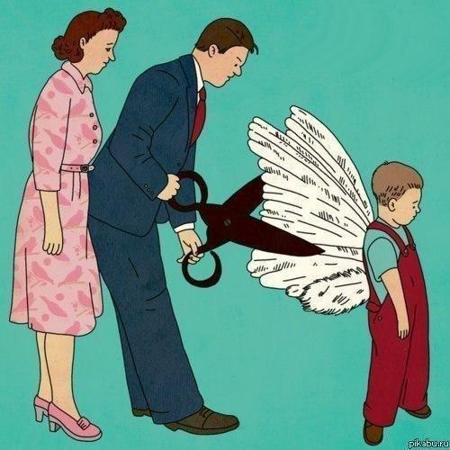 Воспитание детей. Фобии. Психолог в Москве
